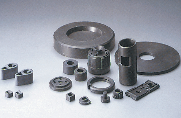 General molded product